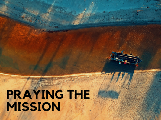 Praying the Mission