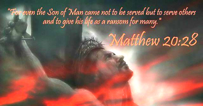 Bulletin: 5th Sunday in Lent, Passion Sunday image