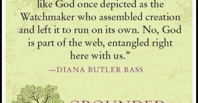 Grounded: Finding God Here (S)