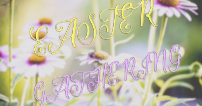 Easter Sunday | April 4th | Invite Someone image