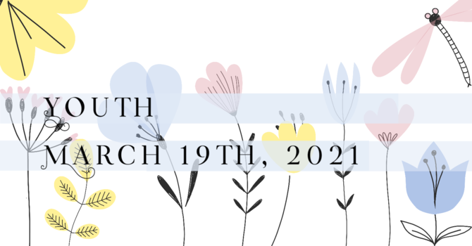 Youth, March 19th, 2021 image