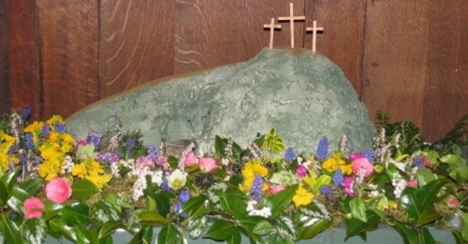 Holy Week and Easter Services at St. Luke's image