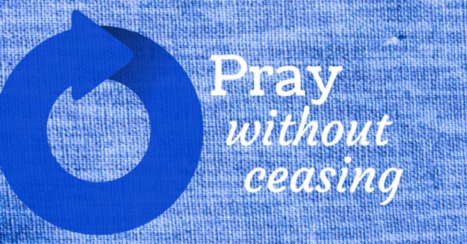New Diocesan Prayer Cycle image