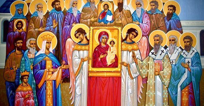 Sunday of Orthodoxy image