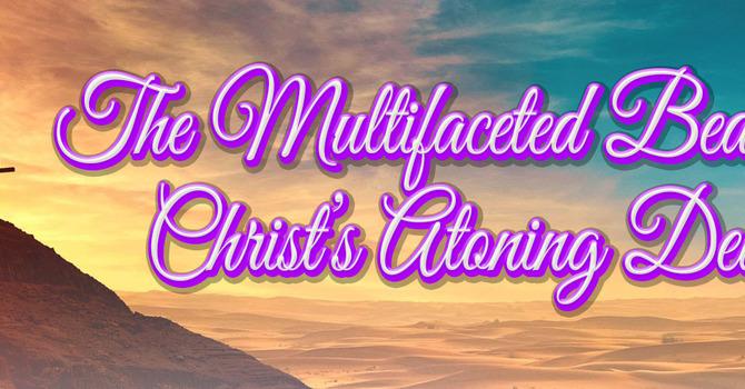 Jesus Dies as Our Legal Substitute