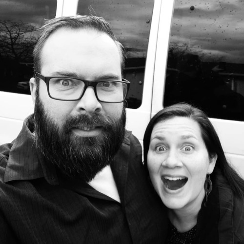 Pastor Eric and Naomi  Lundberg