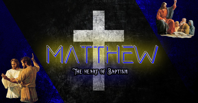The Heart of Baptism