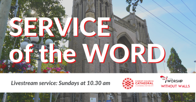 Service of the Word, March 21, 2021