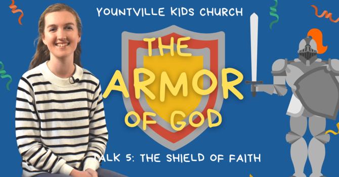 5. Shield of Faith