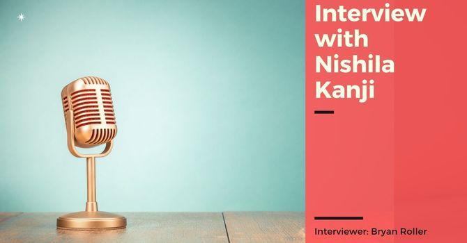 Interview with Nishila Kanji [Full Length] image