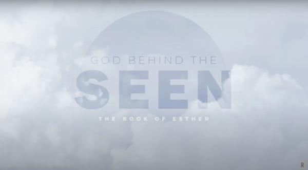 God Behind the Seen