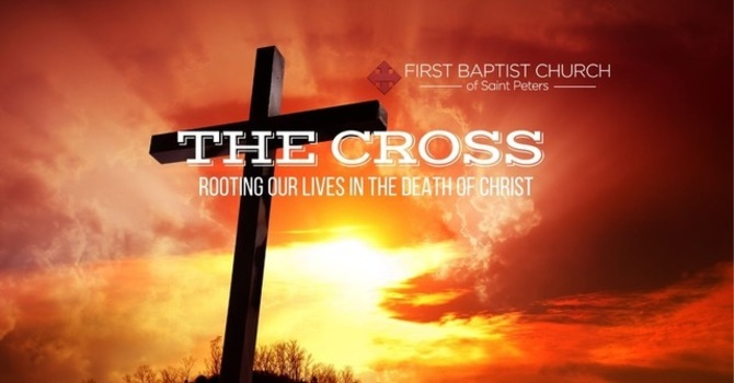 The Cross Rescues Us