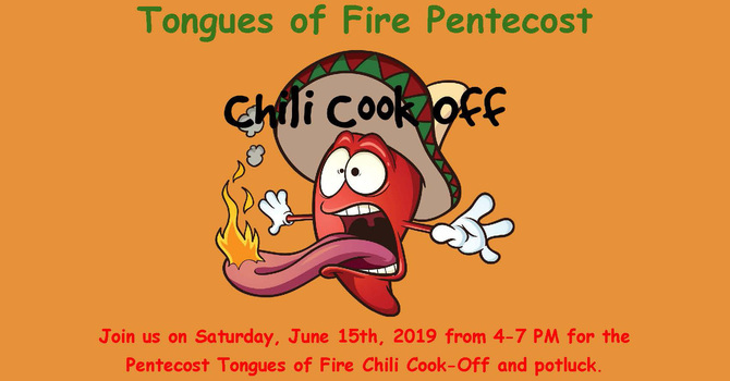 Tongues of Fire Pentecost