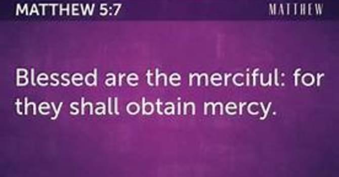 Need Mercy?