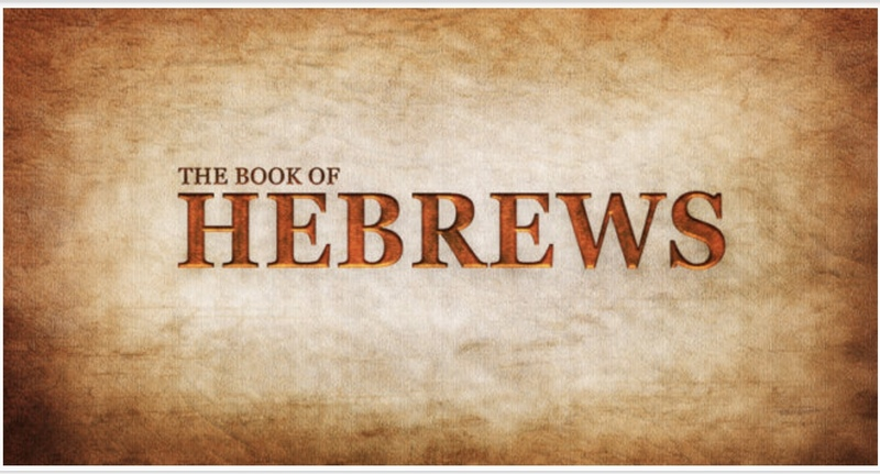 Hebrews 12. - Mark Babers