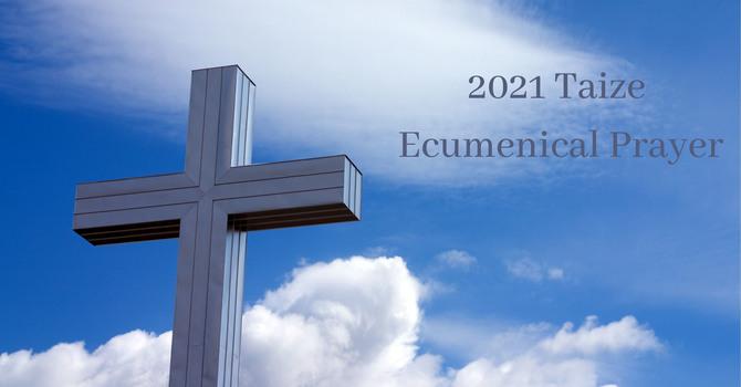 Taize Ecumenical Musical Meditation