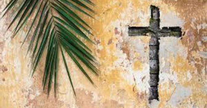 Updates /Holy Week and Easter at St. Francis image