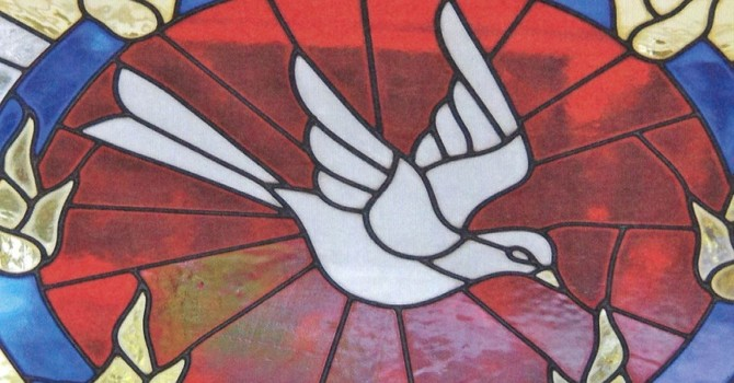 Worship Service Bulletin - The Day of Pentecost image