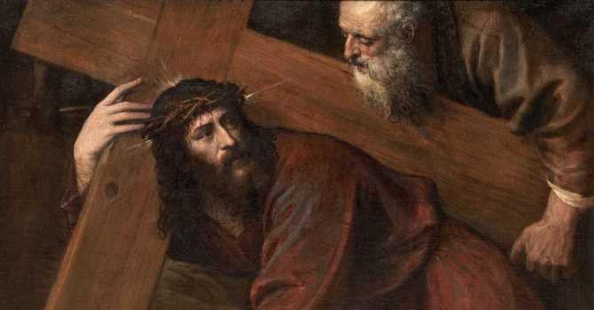 Take Up His Cross image