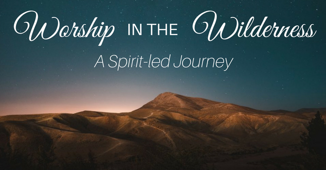 A Spirit-led Journey
