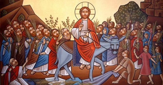 Keeping a Holy Week image