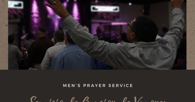 Men's Prayer (Oracion de Varones)