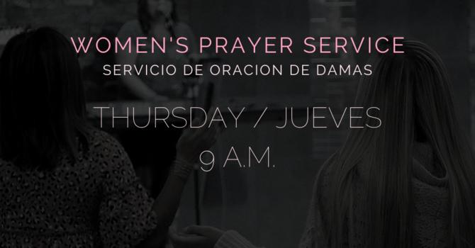 Women's Prayer (Oracion de Mujeres)