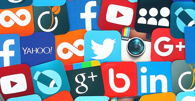 Top five social media trends in 2019