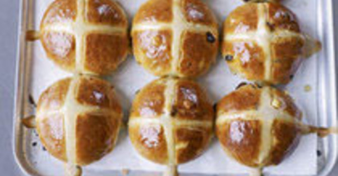 Hot Cross Buns image
