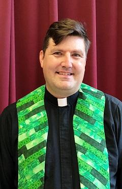 Pastor Paul Miller