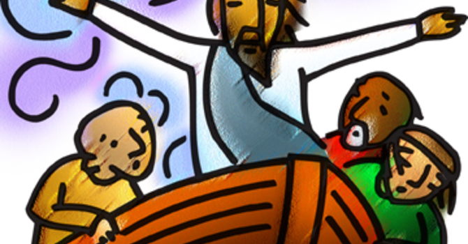 Wednesday Lenten Worship for March 24, 2021