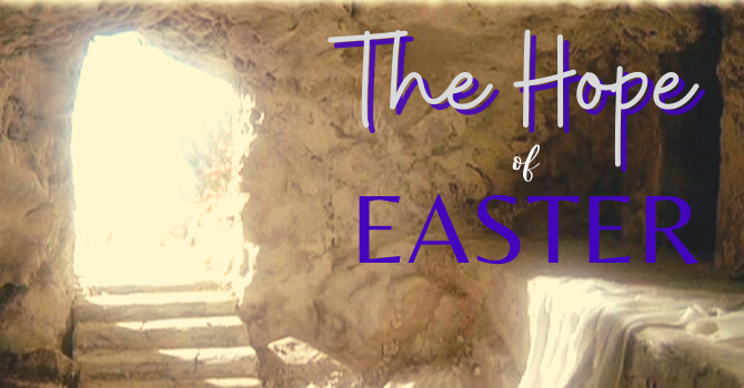 The Hope of Easter image