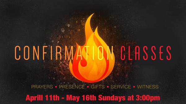 Confirmation Classes