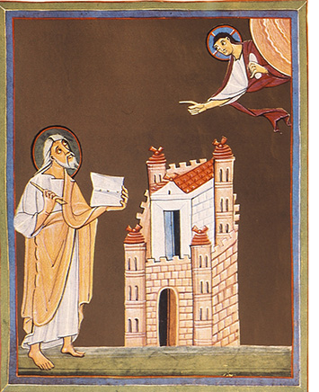 John writes to Laodicea