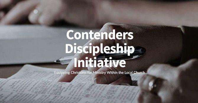 Contenders Discipleship Initiative