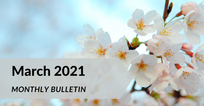 March Bulletin image