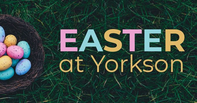 Easter Sunday (YK)