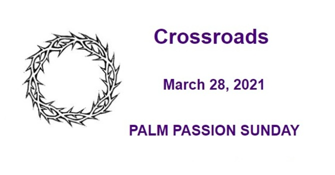Crossroads March 28, 2021 image