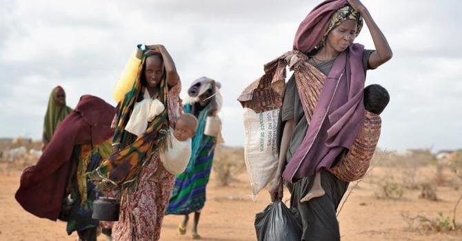 Extreme Hunger Appeal - Africa image