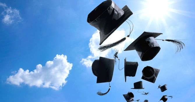 Grade 12 Graduation 2021