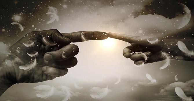 Present.... vital.... life giving. image
