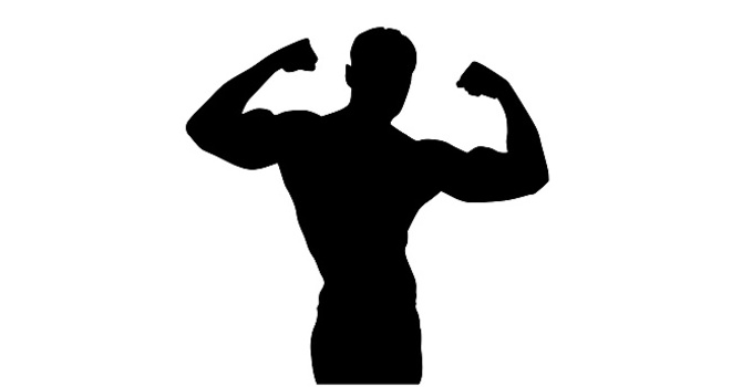 Body Building....  Yes! :) image