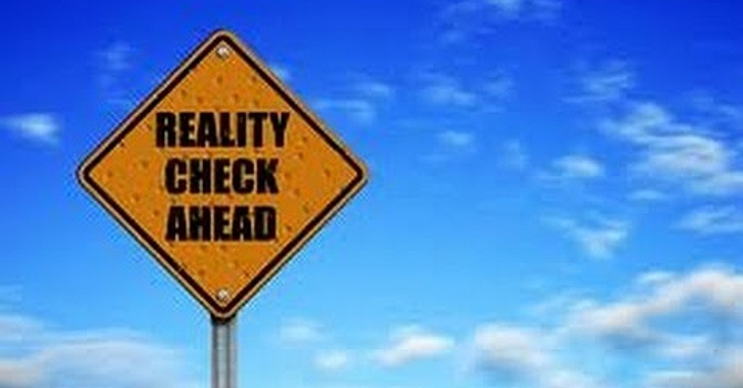Reality....? image