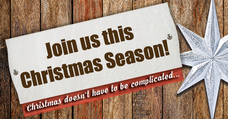 Join us this Christmas Season!