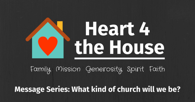 AM Service/ H4H 3: Generosity