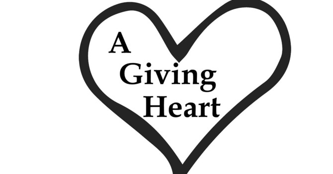 A Giving Heart