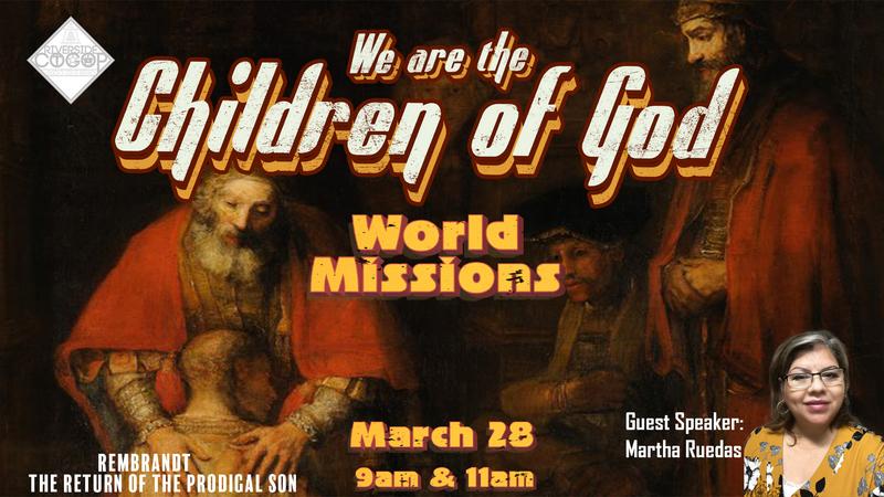 Missions Crusade 11am