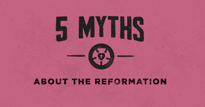Happy Reformation Day image