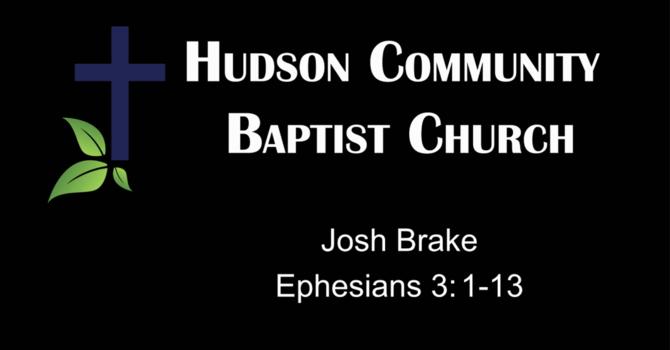 Ephesians 3:1-13