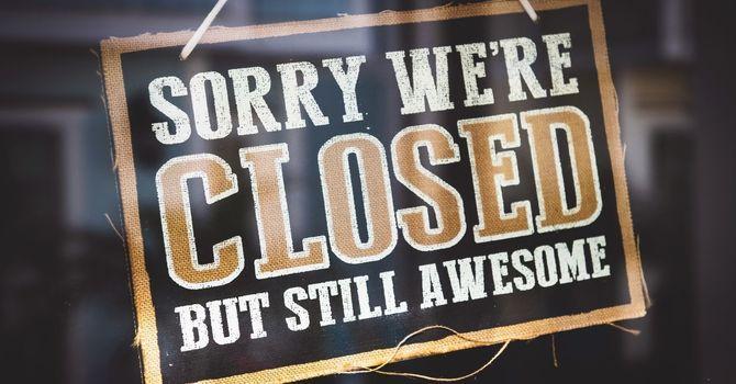 School is Closed until September
